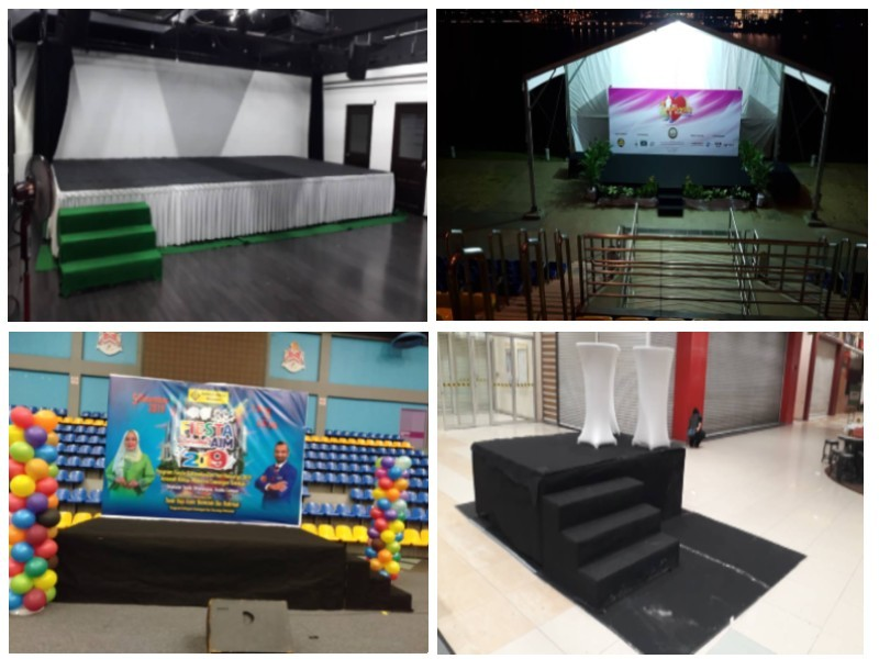 stage rental web - Sewa Pentas